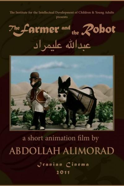 Caratula, cartel, poster o portada de The Farmer and the Robot