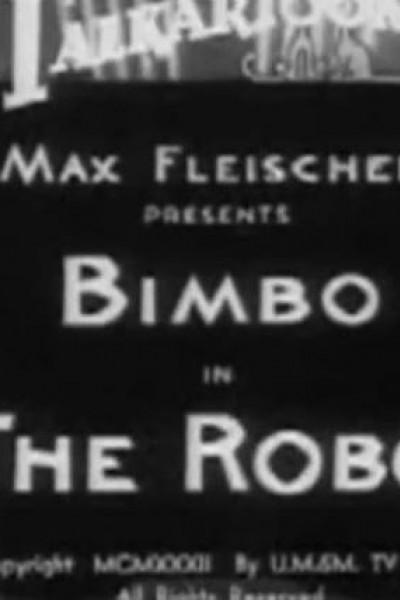 Caratula, cartel, poster o portada de The Robot