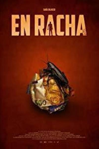 Caratula, cartel, poster o portada de En racha