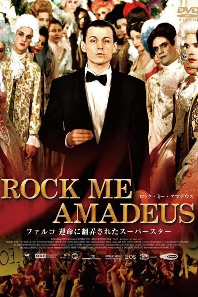 Caratula, cartel, poster o portada de Falco: Rock Me Amadeus (Vídeo musical)