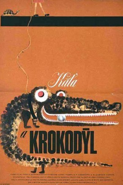 Caratula, cartel, poster o portada de Káta a krokodýl