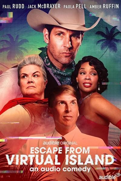 Caratula, cartel, poster o portada de Escape from Virtual Island