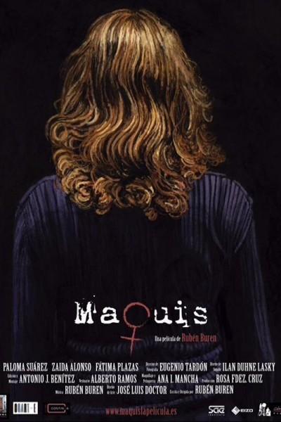 Caratula, cartel, poster o portada de Maquis