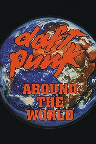 Caratula, cartel, poster o portada de Daft Punk: Around the World (Vídeo musical)