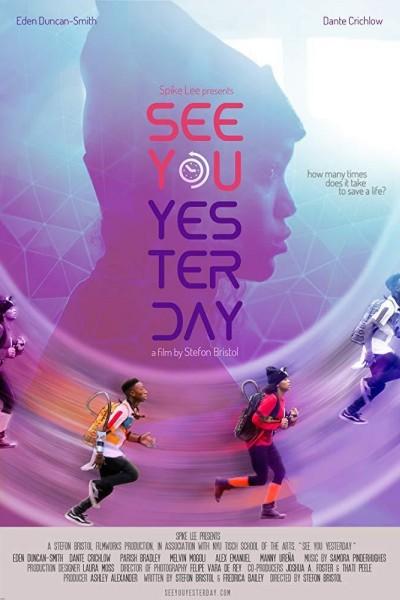 Caratula, cartel, poster o portada de See You Yesterday