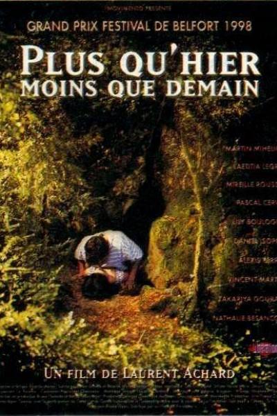 Caratula, cartel, poster o portada de Plus qu\'hier, moins que demain