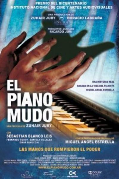 Caratula, cartel, poster o portada de El piano mudo