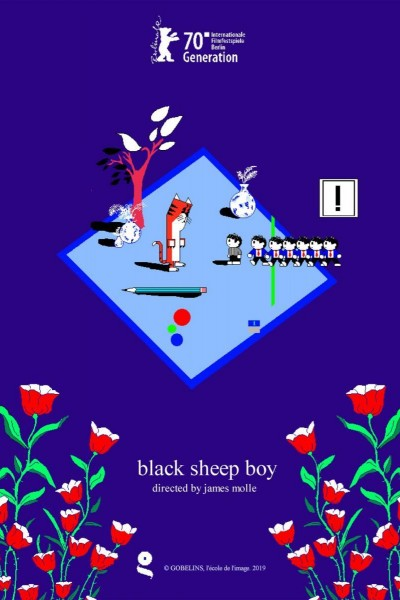 Caratula, cartel, poster o portada de Black Sheep Boy