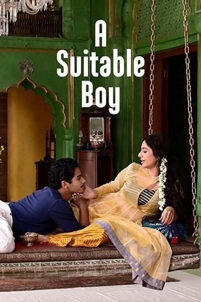 Caratula, cartel, poster o portada de A Suitable Boy
