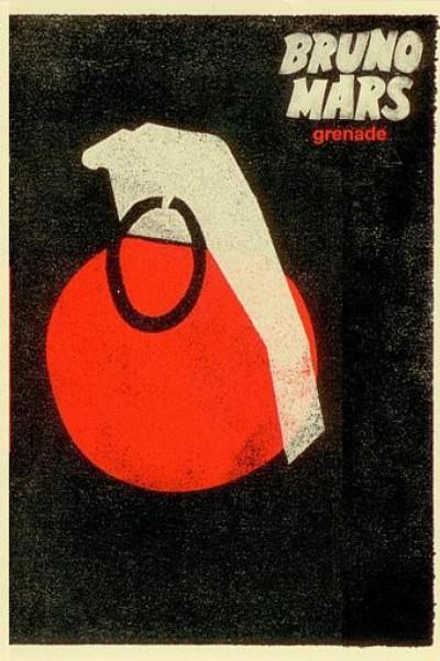 Caratula, cartel, poster o portada de Bruno Mars: Grenade (Vídeo musical)