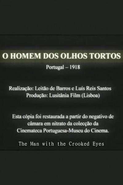 Caratula, cartel, poster o portada de O Homem dos Olhos Tortos