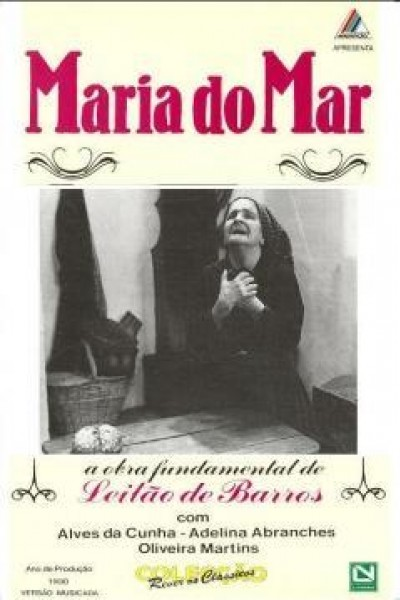 Caratula, cartel, poster o portada de María do Mar