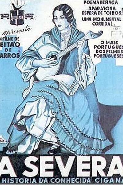 Caratula, cartel, poster o portada de A Severa