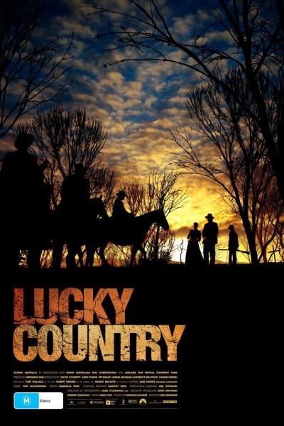 Caratula, cartel, poster o portada de Lucky Country