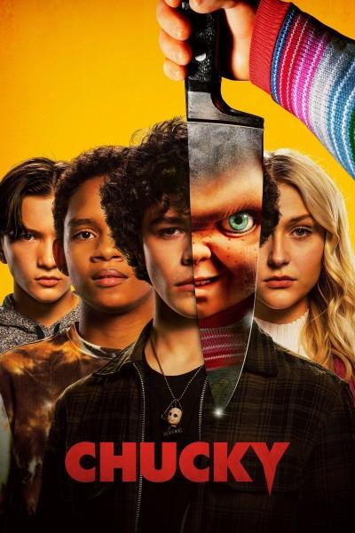 Caratula, cartel, poster o portada de Chucky