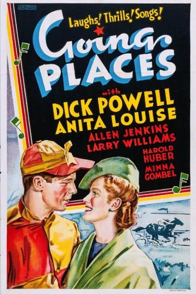 Caratula, cartel, poster o portada de Going Places