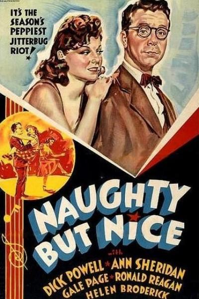 Caratula, cartel, poster o portada de Naughty But Nice
