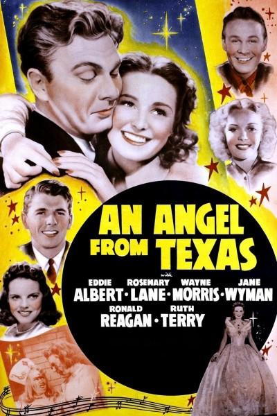 Caratula, cartel, poster o portada de An Angel from Texas