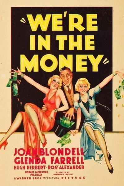 Caratula, cartel, poster o portada de We\'re in the Money