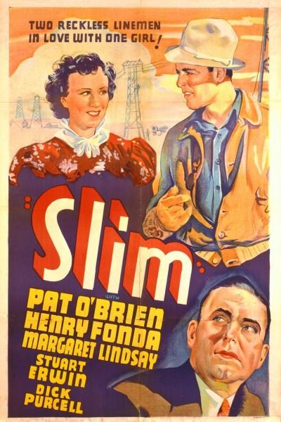 Caratula, cartel, poster o portada de Slim
