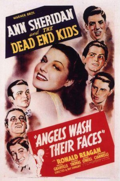 Caratula, cartel, poster o portada de The Angels Wash Their Faces