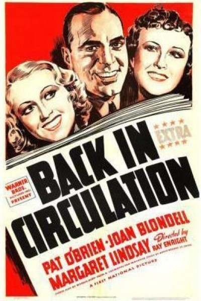 Caratula, cartel, poster o portada de Back in Circulation