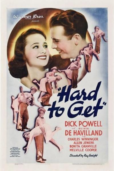 Caratula, cartel, poster o portada de Hard to Get
