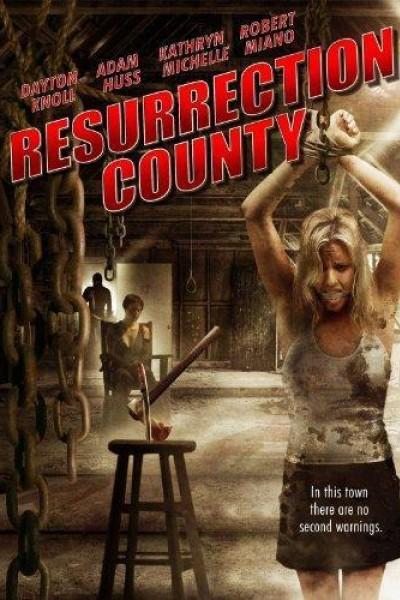 Caratula, cartel, poster o portada de Resurrection County