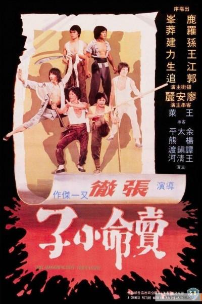 Caratula, cartel, poster o portada de The Magnificent Ruffians
