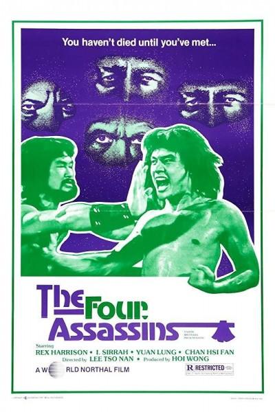 Caratula, cartel, poster o portada de The Four Assassins