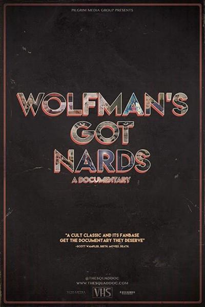 Caratula, cartel, poster o portada de El hombre lobo tiene pelotas