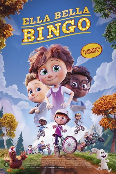 Caratula, cartel, poster o portada de Ella Bella Bingo