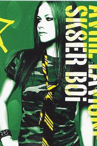 Caratula, cartel, poster o portada de Avril Lavigne: Sk8er Boi (Vídeo musical)