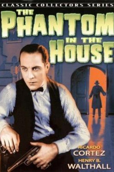 Caratula, cartel, poster o portada de The Phantom in the House