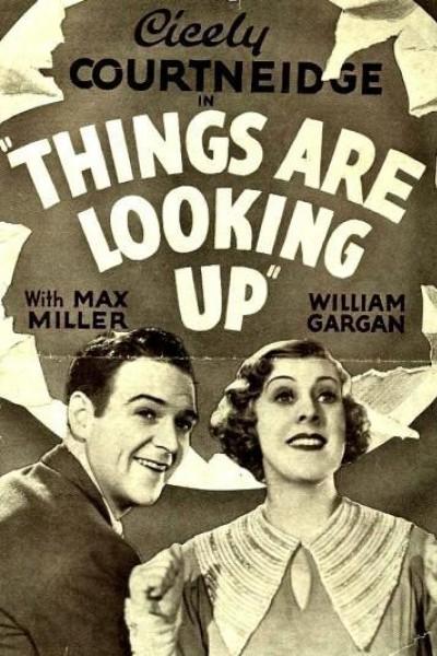 Caratula, cartel, poster o portada de Things Are Looking Up