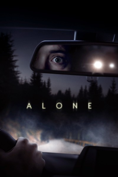 Caratula, cartel, poster o portada de Alone