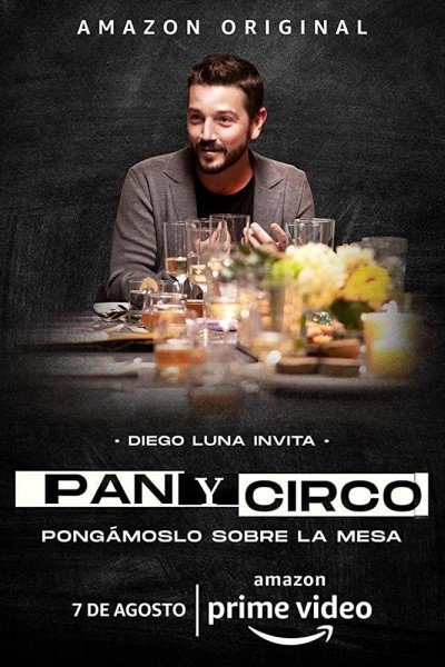 Caratula, cartel, poster o portada de Pan y Circo