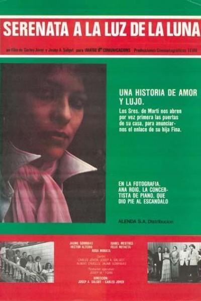 Caratula, cartel, poster o portada de Serenata a la luz de la luna