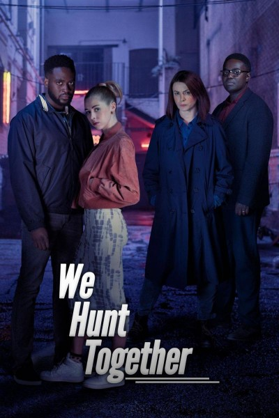 Caratula, cartel, poster o portada de We Hunt Together