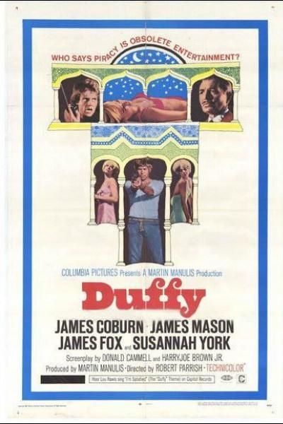 Caratula, cartel, poster o portada de Duffy