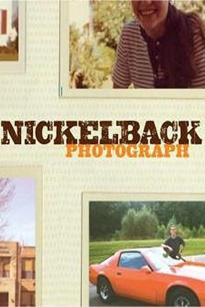 Caratula, cartel, poster o portada de Nickelback: Photograph (Vídeo musical)