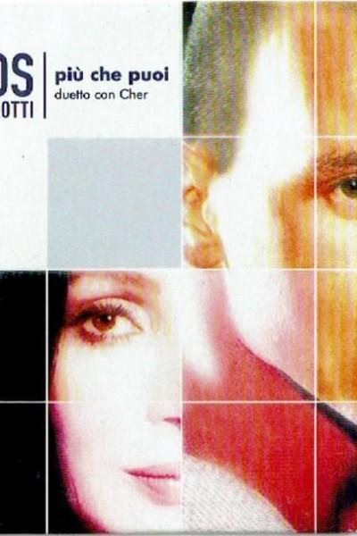 Caratula, cartel, poster o portada de Eros Ramazzotti & Cher: Più che puoi (Vídeo musical)