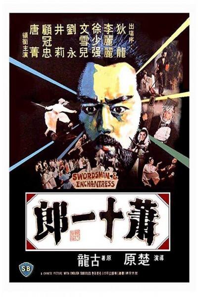 Caratula, cartel, poster o portada de Swordsman and Enchantress