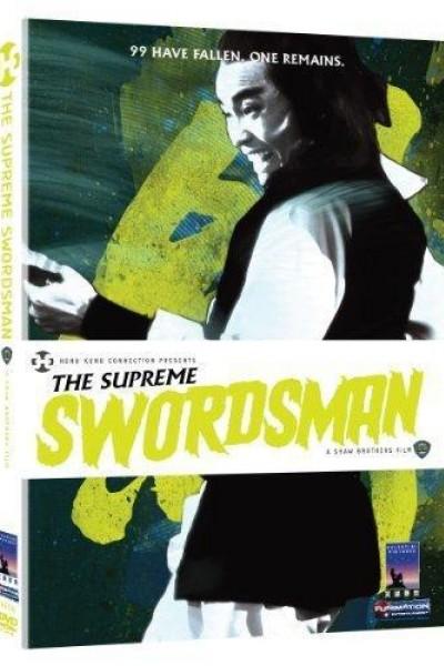 Caratula, cartel, poster o portada de The Supreme Swordsman