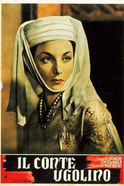 Caratula, cartel, poster o portada de Il conte Ugolino