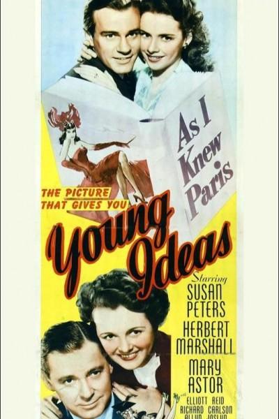 Caratula, cartel, poster o portada de Young Ideas