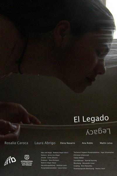 Caratula, cartel, poster o portada de El Legado