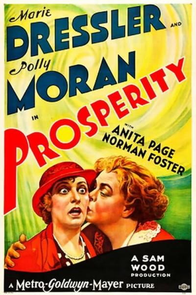 Caratula, cartel, poster o portada de Prosperity