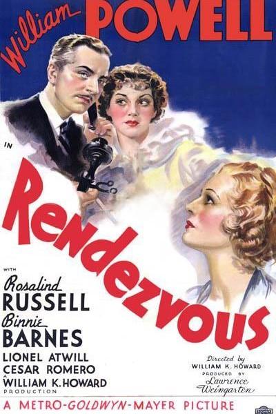 Caratula, cartel, poster o portada de Rendezvous
