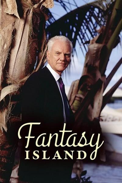 Caratula, cartel, poster o portada de Fantasy Island
